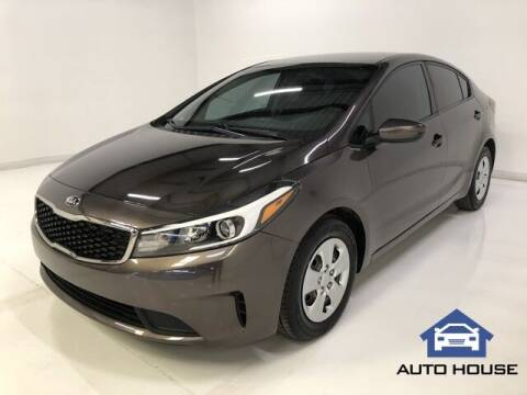2017 Kia Forte for sale at Auto House Phoenix in Peoria AZ