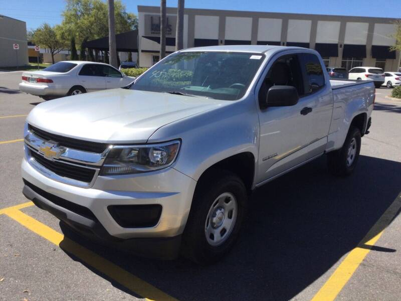 2018 Chevrolet Colorado for sale at Florida Coach Trader Inc in Tampa FL