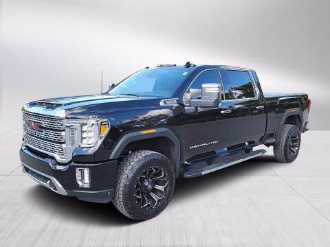 2020 GMC Sierra 2500HD for sale at Fitzgerald Cadillac & Chevrolet in Frederick MD