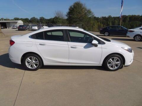 2017 Chevrolet Cruze for sale at DICK BROOKS PRE-OWNED in Lyman SC