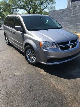 2015 Dodge Grand Caravan for sale at City to City Auto Sales - Raceway in Richmond VA
