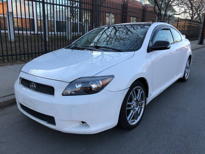 2006 Scion tC for sale at Commercial Street Auto Sales in Lynn MA
