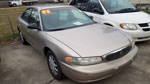 2000 Buick Century for sale at Williams Auto Finders in Durham NC