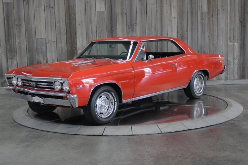 1967 Chevrolet Chevelle for sale in Bettendorf, IA