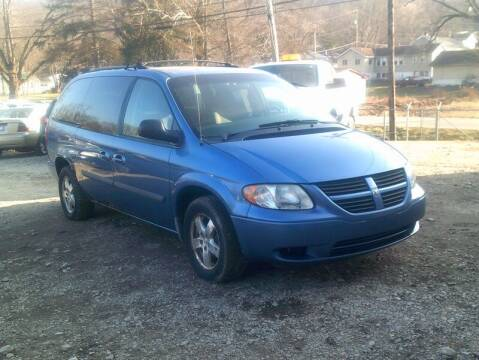 2007 Dodge Grand Caravan for sale at WEINLE MOTORSPORTS in Cleves OH