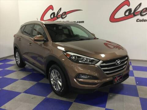 2017 Hyundai Tucson for sale at Cole Chevy Pre-Owned in Bluefield WV