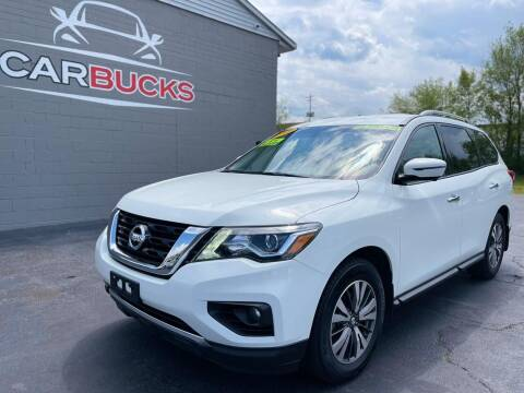 2017 Nissan Pathfinder for sale at Carbucks in Hamilton OH