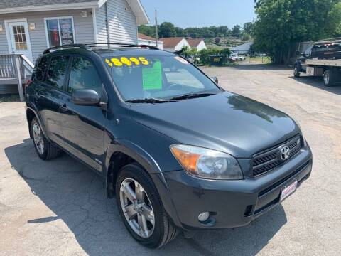 2008 Toyota RAV4 for sale at Automotion Auto Sales Inc in Kingston NY
