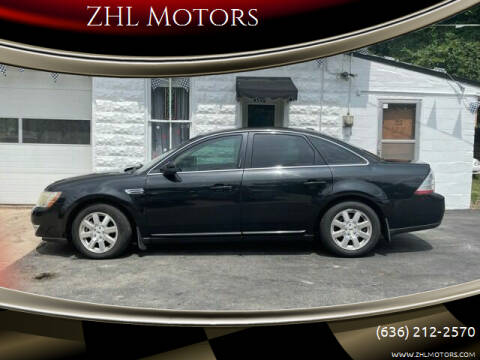 2009 Ford Taurus for sale at ZHL Motors in House Springs MO