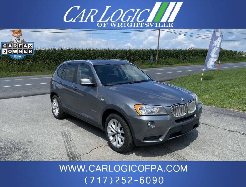 2013 BMW X3 for sale at Car Logic in Wrightsville PA
