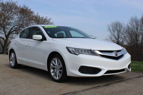 2016 Acura ILX for sale at Harrison Auto Sales in Irwin PA