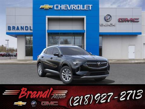 2021 Buick Envision for sale at Brandl GM in Aitkin MN