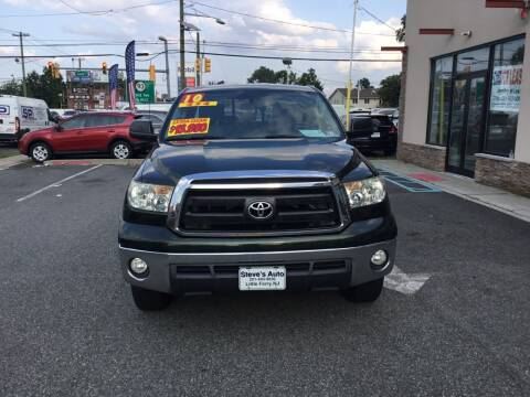 2010 Toyota Tundra for sale at Steves Auto Sales in Little Ferry NJ