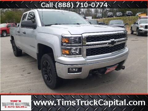 2014 Chevrolet Silverado 1500 for sale at TTC AUTO OUTLET/TIM'S TRUCK CAPITAL & AUTO SALES INC ANNEX in Epsom NH