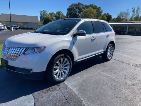 2015 Lincoln MKX for sale at McCully's Automotive - Trucks & SUV's in Benton KY