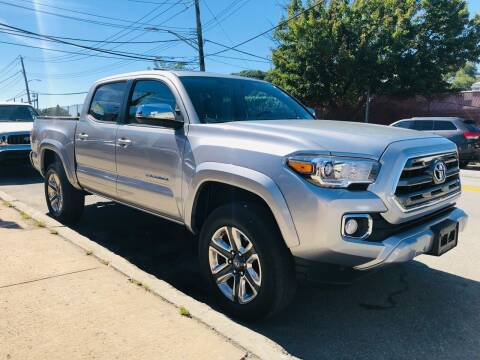 2016 Toyota Tacoma for sale at Deleon Mich Auto Sales in Yonkers NY