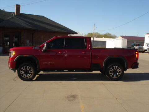 2020 GMC Sierra 2500HD for sale at Quality Auto Sales in Wayne NE
