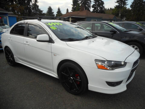 2009 Mitsubishi Lancer for sale at Lino's Autos Inc in Vancouver WA