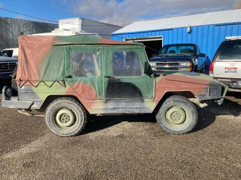 1985 Bombardier Iltis for sale at AFFORDABLY PRICED CARS LLC in Mountain Home ID