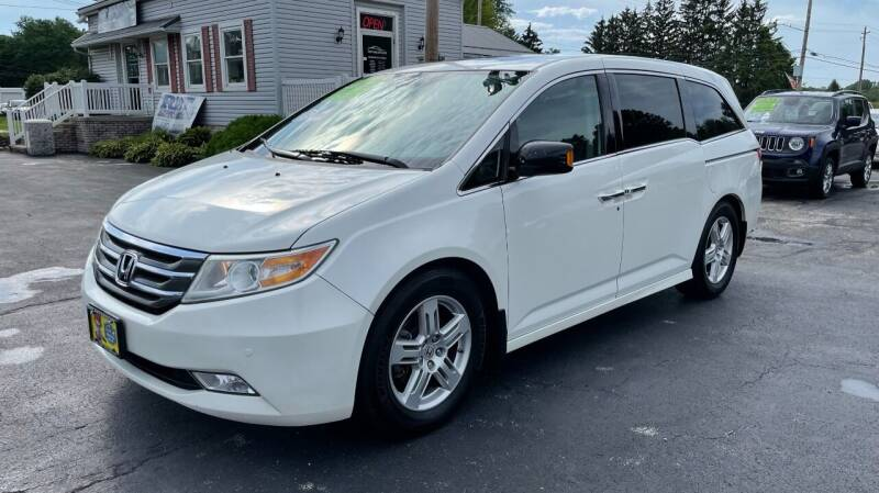 2013 Honda Odyssey for sale at RBT Automotive LLC in Perry OH