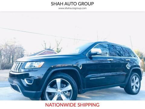 2015 Jeep Grand Cherokee for sale at E-Z Auto Finance - E-Biz Auto in Marietta GA