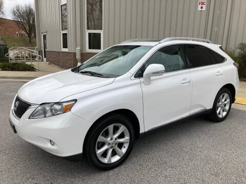 2010 Lexus RX 350 for sale at AMERICAR INC in Laurel MD