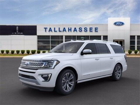 2021 Ford Expedition MAX for sale at PHIL SMITH AUTOMOTIVE GROUP - Tallahassee Ford Lincoln in Tallahassee FL