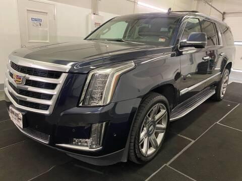 2017 Cadillac Escalade ESV for sale at TOWNE AUTO BROKERS in Virginia Beach VA