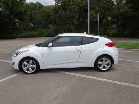 2014 Hyundai Veloster for sale at ACH AutoHaus in Dallas TX