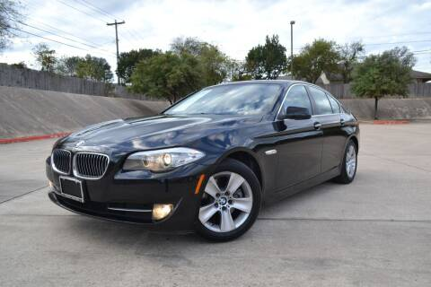 2011 BMW 5 Series for sale at Royal Auto LLC in Austin TX