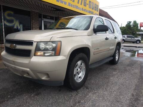 2007 Chevrolet Tahoe for sale at Best Buy Autos in Mobile AL