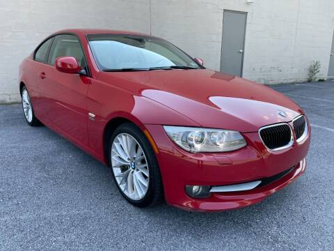 2011 BMW 3 Series for sale at CROSSROADS AUTO SALES in West Chester PA