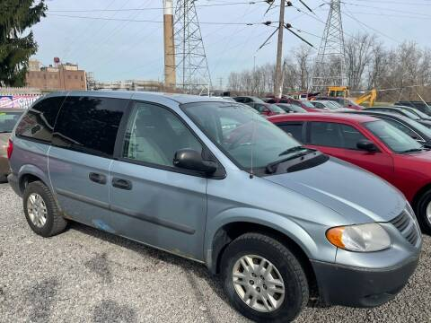 2006 Dodge Caravan for sale at Trocci's Auto Sales in West Pittsburg PA