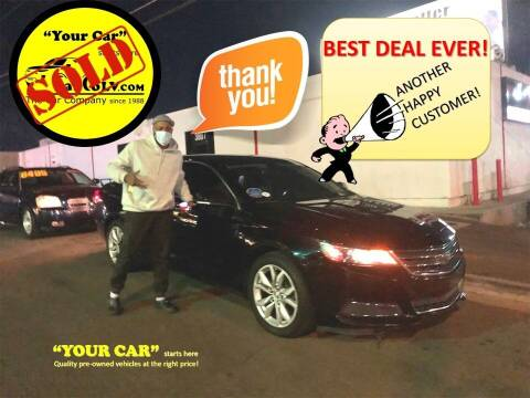 2016 Chevrolet Impala for sale at The Car Company in Las Vegas NV