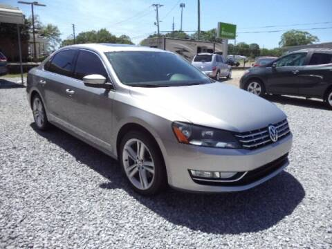 2014 Volkswagen Passat for sale at PICAYUNE AUTO SALES in Picayune MS