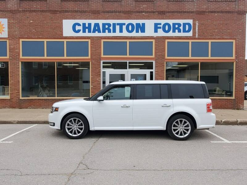 2019 Ford Flex for sale at Chariton Ford in Chariton IA
