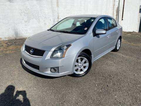 2009 Nissan Sentra for sale at JMAC IMPORT AND EXPORT STORAGE WAREHOUSE in Bloomfield NJ