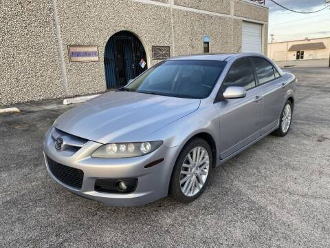 2007 Mazda MAZDASPEED6 for sale at Evolution Motors LLC in Dallas TX