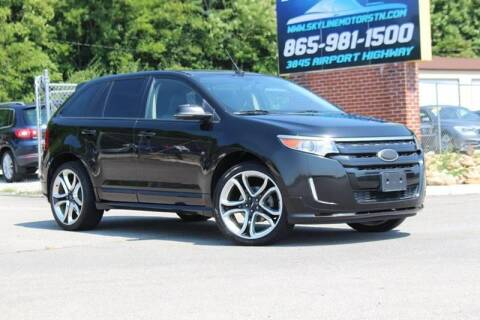 2012 Ford Edge for sale at Skyline Motors in Louisville TN