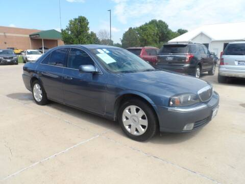 2005 Lincoln LS for sale at America Auto Inc in South Sioux City NE