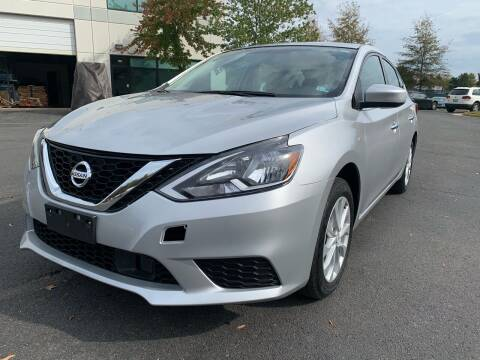 2019 Nissan Sentra for sale at Dulles Cars in Sterling VA