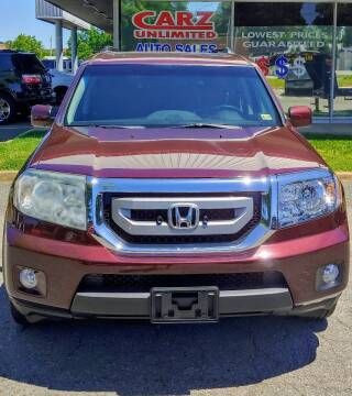 2011 Honda Pilot for sale at Carz Unlimited in Richmond VA