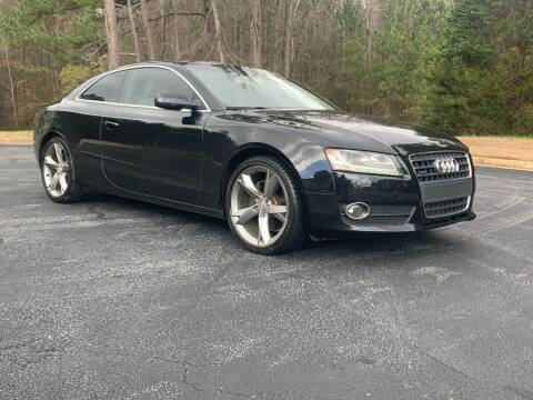 2011 Audi A5 for sale at Top Notch Luxury Motors in Decatur GA