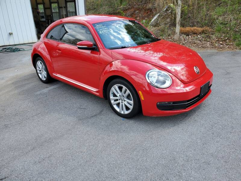 2012 Volkswagen Beetle for sale at DISCOUNT AUTO SALES in Johnson City TN