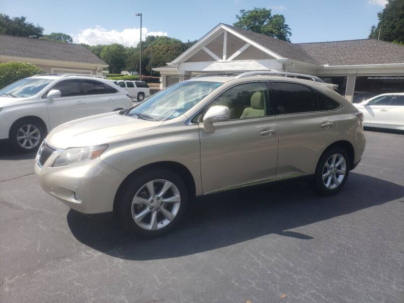 2011 Lexus RX 350 for sale at Nodine Motor Company in Inman SC