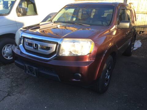 2011 Honda Pilot for sale at MELILLO MOTORS INC in North Haven CT