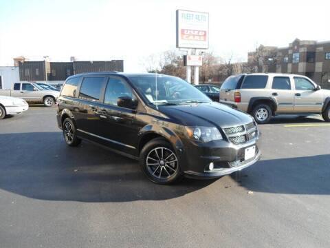 2018 Dodge Grand Caravan for sale at FLEET AUTO SALES & SVC in West Allis WI