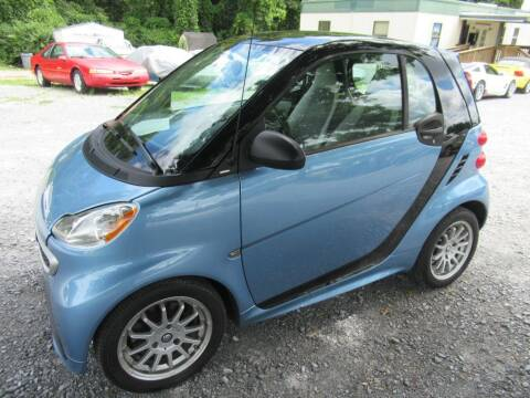 2013 Smart fortwo for sale at Dallas Auto Mart in Dallas GA