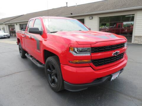 2017 Chevrolet Silverado 1500 for sale at Tri-County Pre-Owned Superstore in Reynoldsburg OH