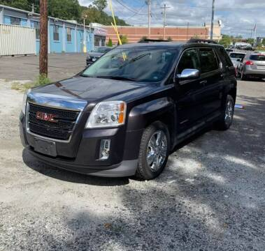 2014 GMC Terrain for sale at Caulfields Family Auto Sales in Bath PA